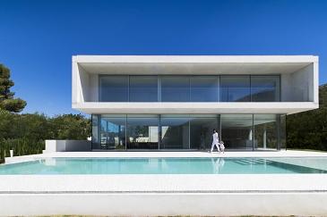 Portet House . Moraira . Alacant . España