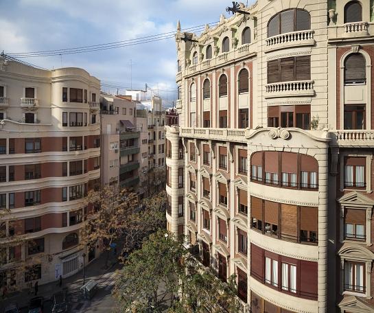 Vivienda en calle Císcar . Valencia . València . España