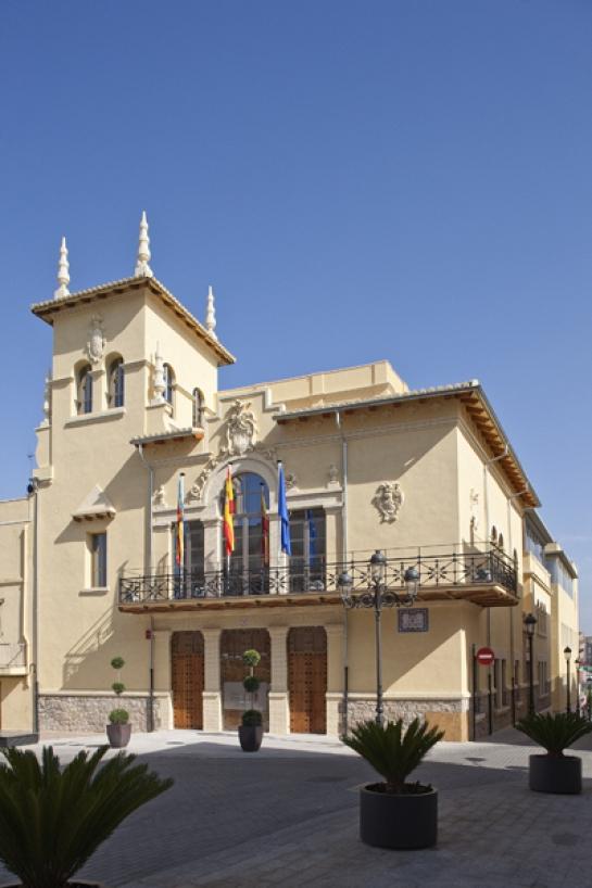 Rehabilitación Ayto de Ribarroja . València . España
