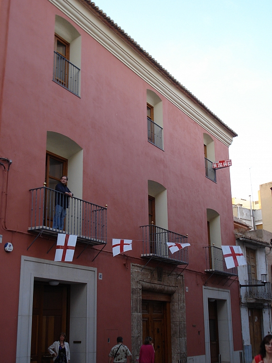 AMPLIACION Y REFORMA CASON SIGLO XVIII . Alaquàs . València . España