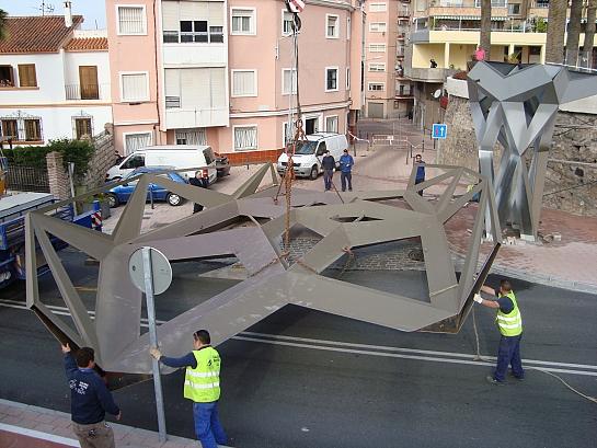 Pasarela Peatonal (Motril Footbridge) . Motril . Granada . España