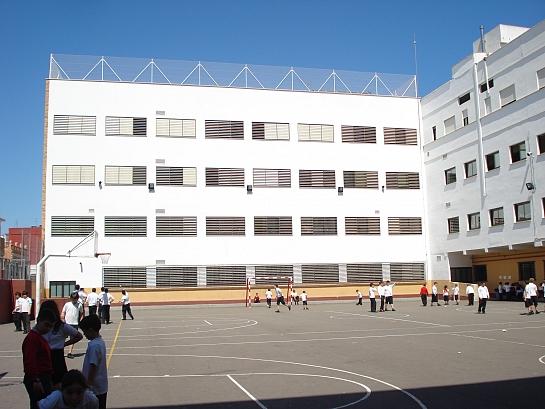 AMPLIACION Y REFORMA DEL COLEGIO MONTE-SION . Torrent . València . España