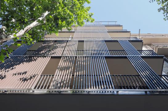 Edificio Plurifamiliar Eixample Dreta . Barcelona . Barcelona . España