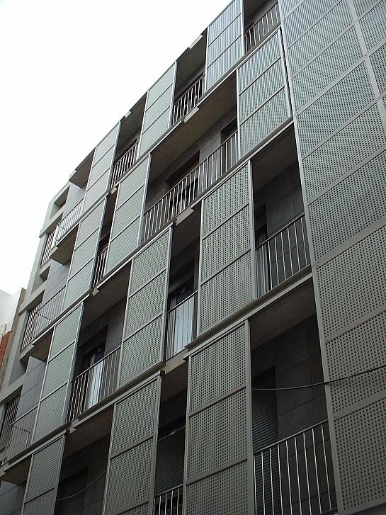 Edificio de apartamentos . Moncofar . Castellón . España