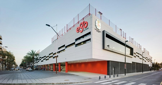 Ego Sport Center . Almería . Almería . España