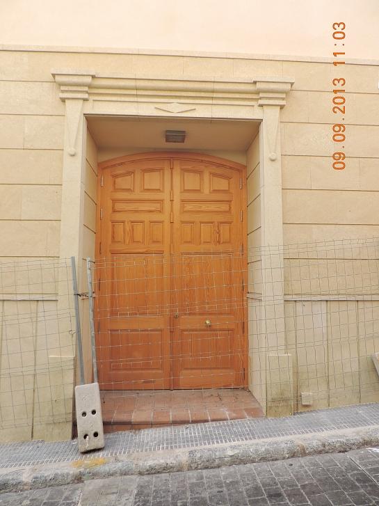 Biblioteca y Museo Arqueológico en Callosa de Segura . Callosa de Segura . Alacant . España