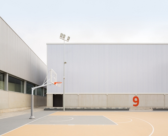 L'Alqueria del Basket . Valencia . València . España