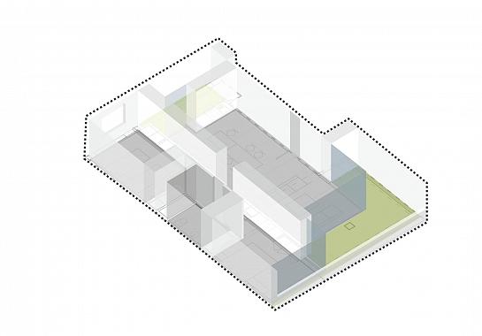 reforma de un apartamento en Edificio Representantes . Alicante . Alacant . España