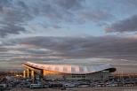 Estadio de fútbol 'Wanda Metropolitano' del Club Atlético de Madrid