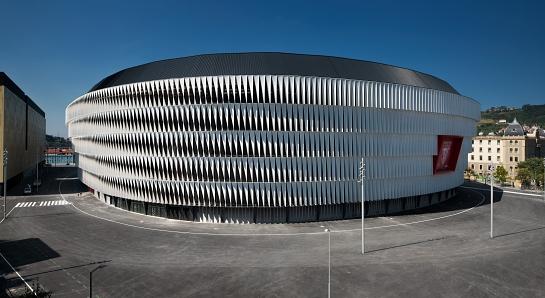 San Mames Stadium . Bilbao . Vizcaya . España