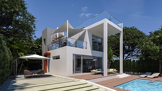 Villa de lujo en La Nucía . Alicante . Alacant . España