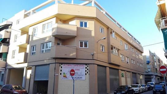 Edificio para 15 viviendas, local y aparcamiento . Alicante . Alacant . España