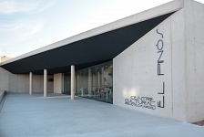 CENTRO CULTURAL EL PINÓS . Pinoso . Alacant . España . 2013
