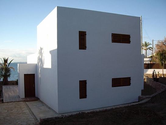 Rehabilitación-Ampliación Vivienda en El Campello . Alicante . Alacant . España