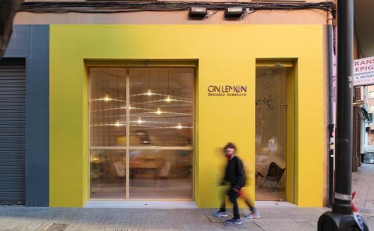 Gin Lemon Estudio Creativo . Valencia . València . España