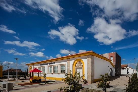 Escuela en Murteira . Cadaval . Lisboa . Portugal