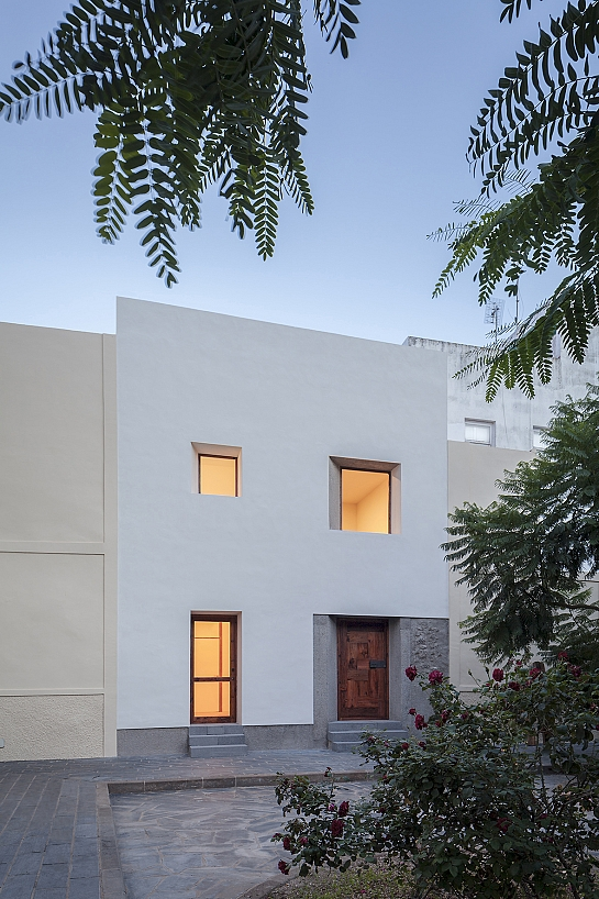 Casa Tabares de Cala . Santa Cruz de Tenerife . España