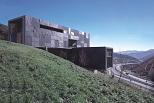 Centro de control de túneles en Piedrafita