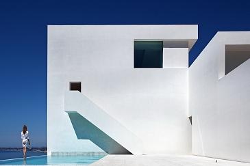 Casa del acantilado . Calpe . Alacant . España