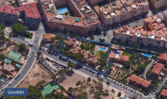 8 viviendas unifamiliares . San Juan de Alicante . Alacant . España