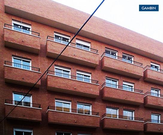 Edificio de 19 viviendas . San Vicente del Raspeig . Alacant . España