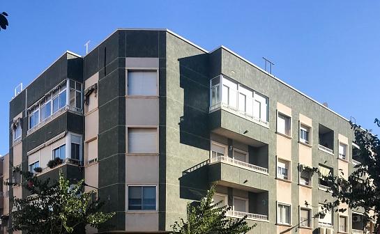 Edificio de 12 viviendas . Monforte del Cid . Alacant . España