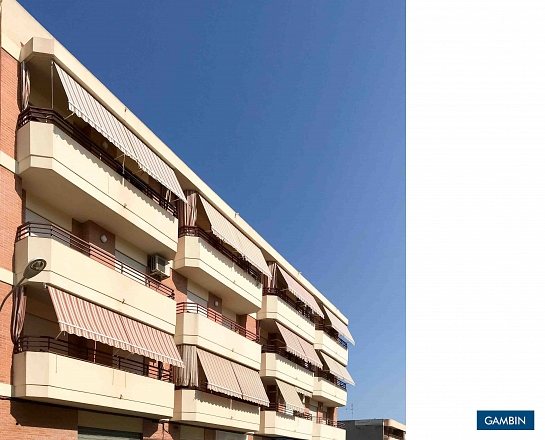 Edificio de 12 viviendas . Muchamiel . Alacant . España