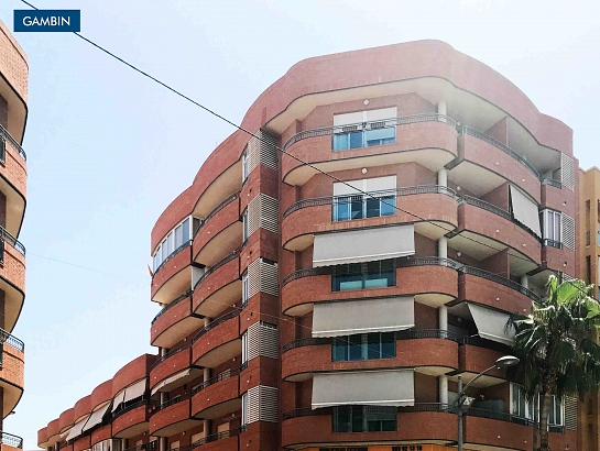Edificio de 30 viviendas . San Vicente del Raspeig . Alacant . España