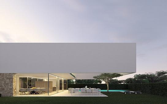 La casa de los tres arboles