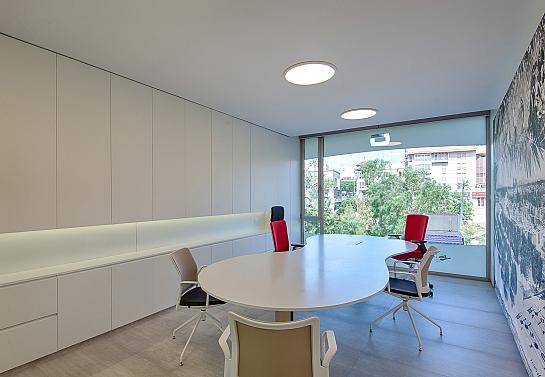 Reforma integral oficinas Grupo Antón . Elche . Alacant . España
