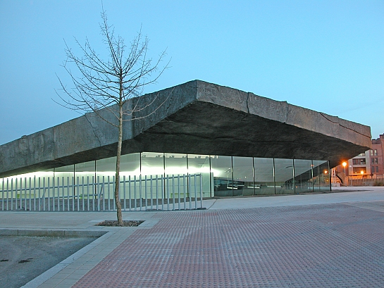 Escuela Infantil . Urduliz . Vizcaya . España