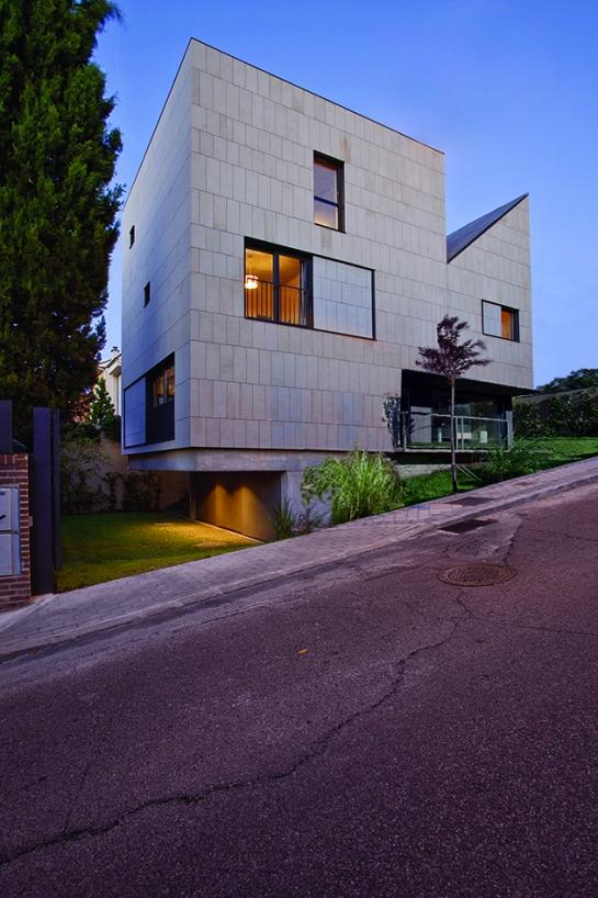 Hernández House . Madrid . Madrid . España