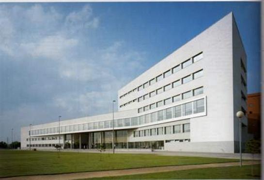Edificios de Institutos de Investigación I1 – I2 Universidad Politécnica de Valencia Campus de Vera. Valencia . Valencia . València . España