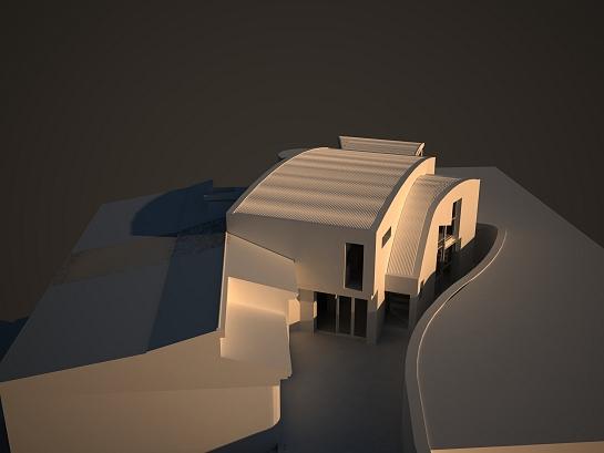 Ampliación de vivienda unifamiliar . Alacant . España