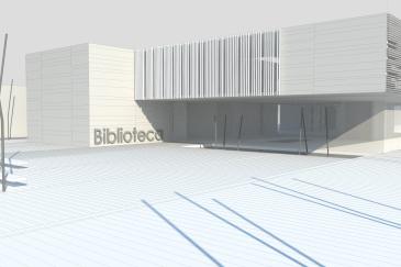 PFC Biblioteca pública en Borbotó