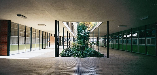 Centro de Estudios Superiores de Alicante. CESA 1.965-1.973 . Alicante . Alacant . España