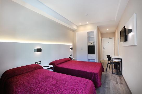 Hotel Alameda . Benidorm . Alacant . España