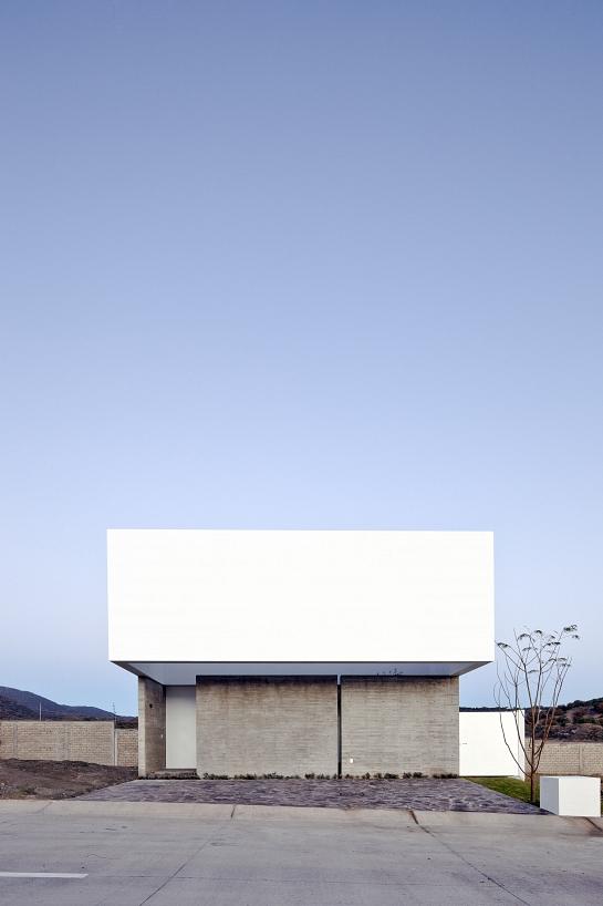 Casa No. 3. Casa para ver al cielo . Zapopan . Jalisco . México