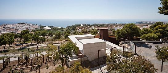 Jardín botánico de Nerja . Nerja . Málaga . España