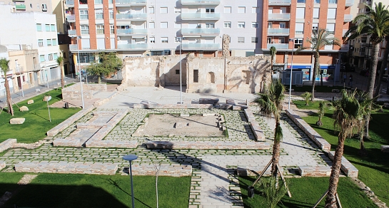 Jardín en Vinaroz . Castellón de la Plana . Castellón . España