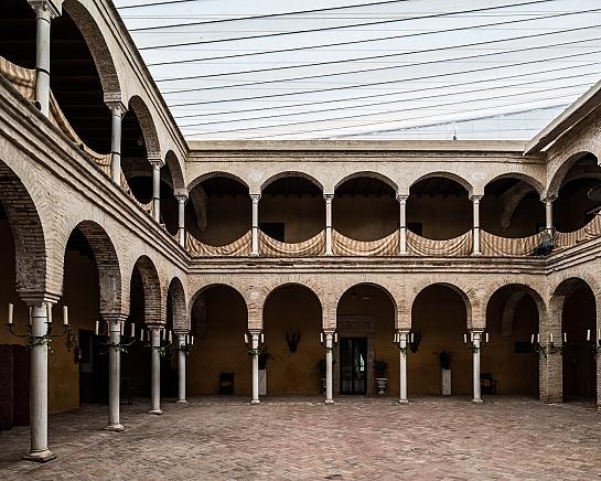 Restauración Palacio Portocarrero . Córdoba . Córdoba . España