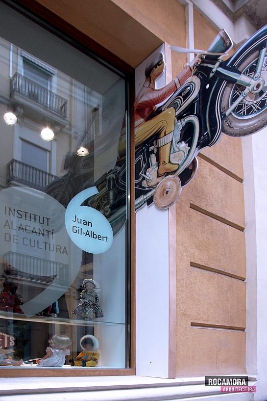 Exposición temporal 'Joguets, un siglo de historia del juguetes en Alicante' . Alicante . Alacant . España