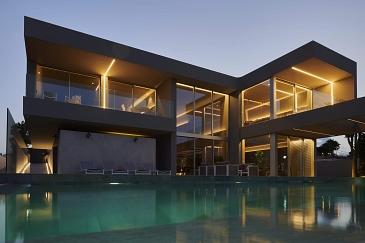 Villa Caliza . Moraira . Alacant . España