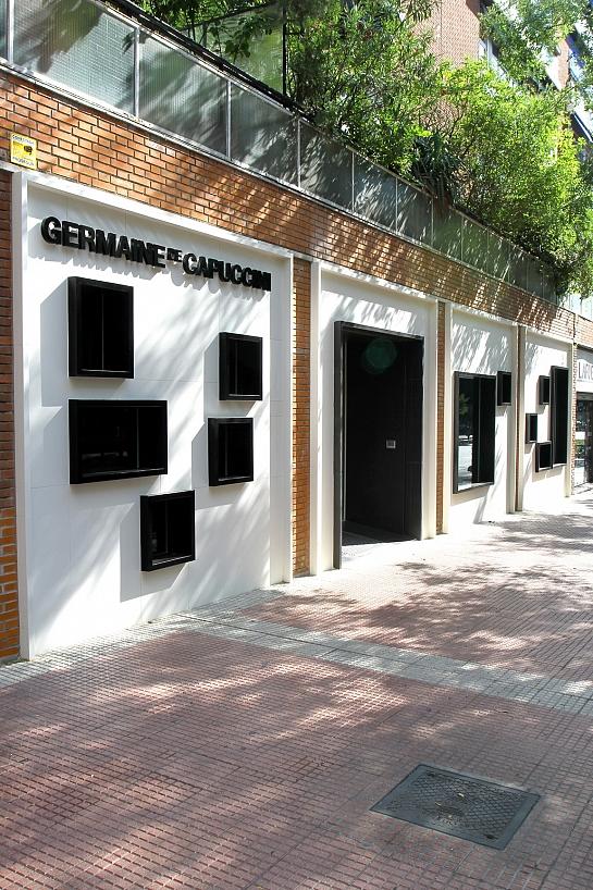 KIREI INSTITUTE de GERMAINE DE CAPUCCINI . Madrid . Madrid . España