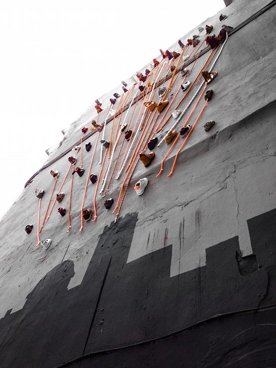 La palmera deconstruida_en clave ilicitana // Elx con idea 2014 . Elche . Alacant . España