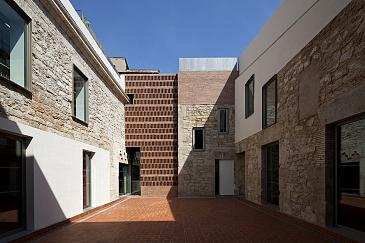Restauración de la Antigua Fábrica de la Moneda 'LA SECA' para Espai Escènic Brossa . Barcelona . Barcelona . España