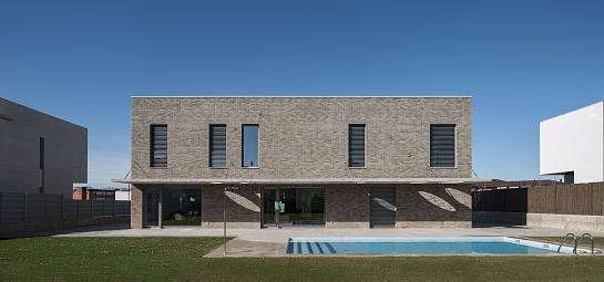 Casa AYM . Lardero . La Rioja . España