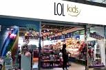 Reforma de local en aeropuerto-Tienda de juguetes