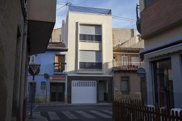 Vivienda unifamiliar en c/ Pal . Campello . Alacant . España