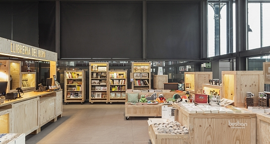 Librería del Born . Barcelona . Barcelona . España